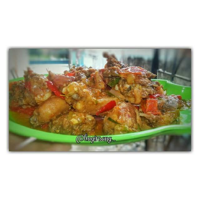Resep ayam sambal belimbing wuluh ala rumah makan ciwidey