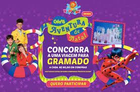 Promoção Aventuras Natalinas com Gloob e Ri Happy
