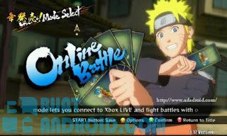 Download Naruto Ultimate Ninja Storm 3 v1.17 Apk Android Terbaru