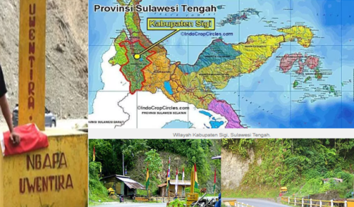 Uwentira : Wilayah Mistik Di Indonesia