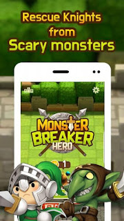 Monster Breaker Hero Apk v2.9 Mod Unlimited Money Terbaru