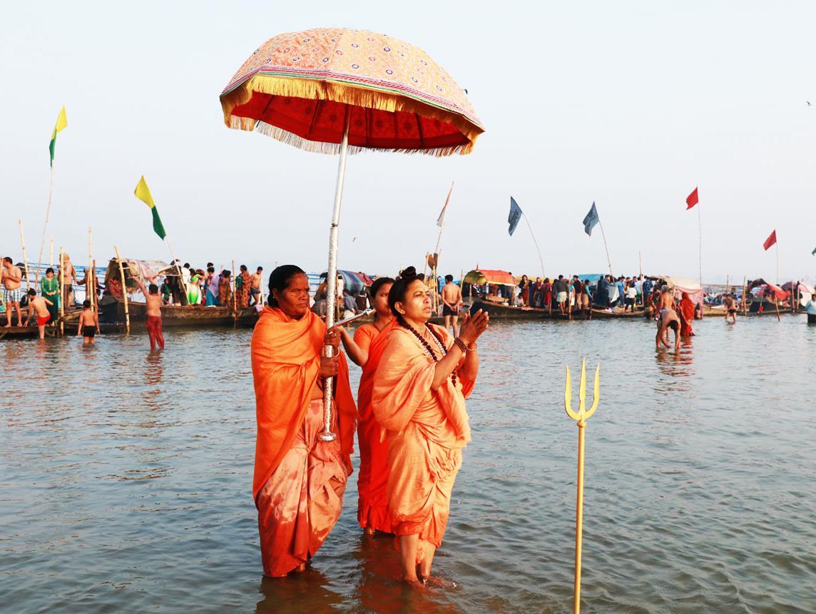 Kumbh Mela 2019, Prayagraj - Uttarpradesh India