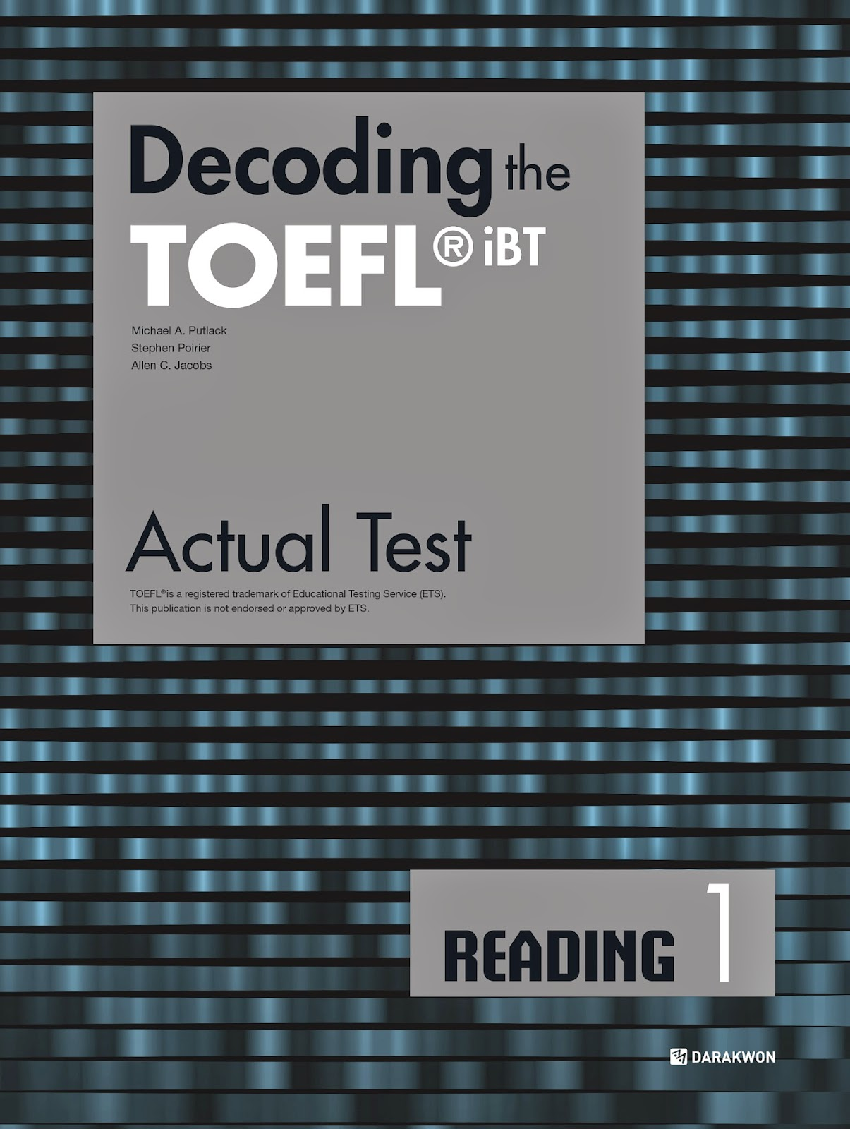 Decoding the TOEFL® iBT Actual Test Reading 1 _ Preview