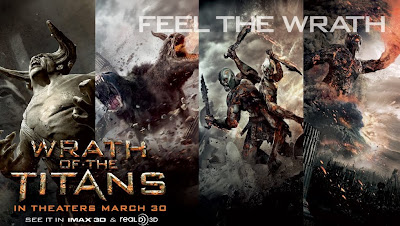 Wrath of the Titans Filme