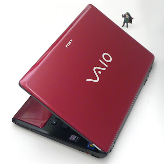 Laptop Gaming Sony Vaio VPCCW26FG Core i5