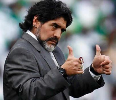 Diego Maradona appointed as coach of Mexican club, Dorados