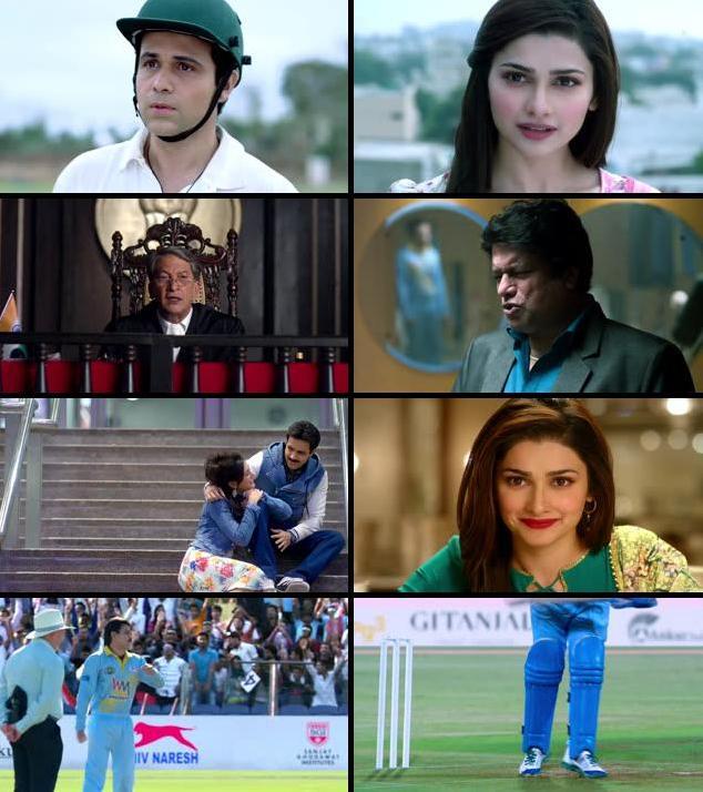 Azhar 2016 Hindi 720p DVDRip
