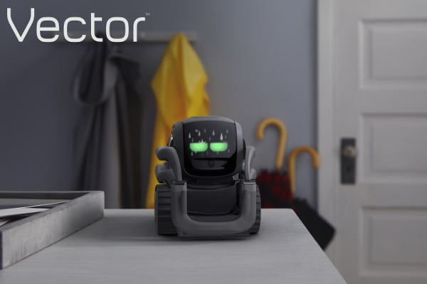 Anki announces fully autonomous, cloud-connected, and always-on home robot, the Vector
