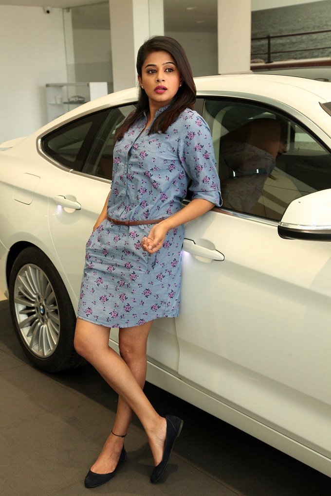 Actress Priya Mani at G Spot Web Series Launch Pictures Gallery