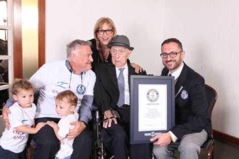 World Oldest Man, Yisrael Kristal Died At 113; Just A Month Before His 114th Birthday