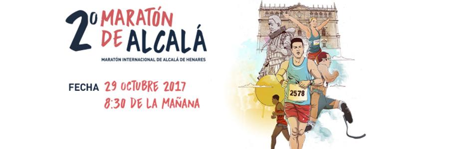 Maratón de Alcalá de Henares (Madrid)