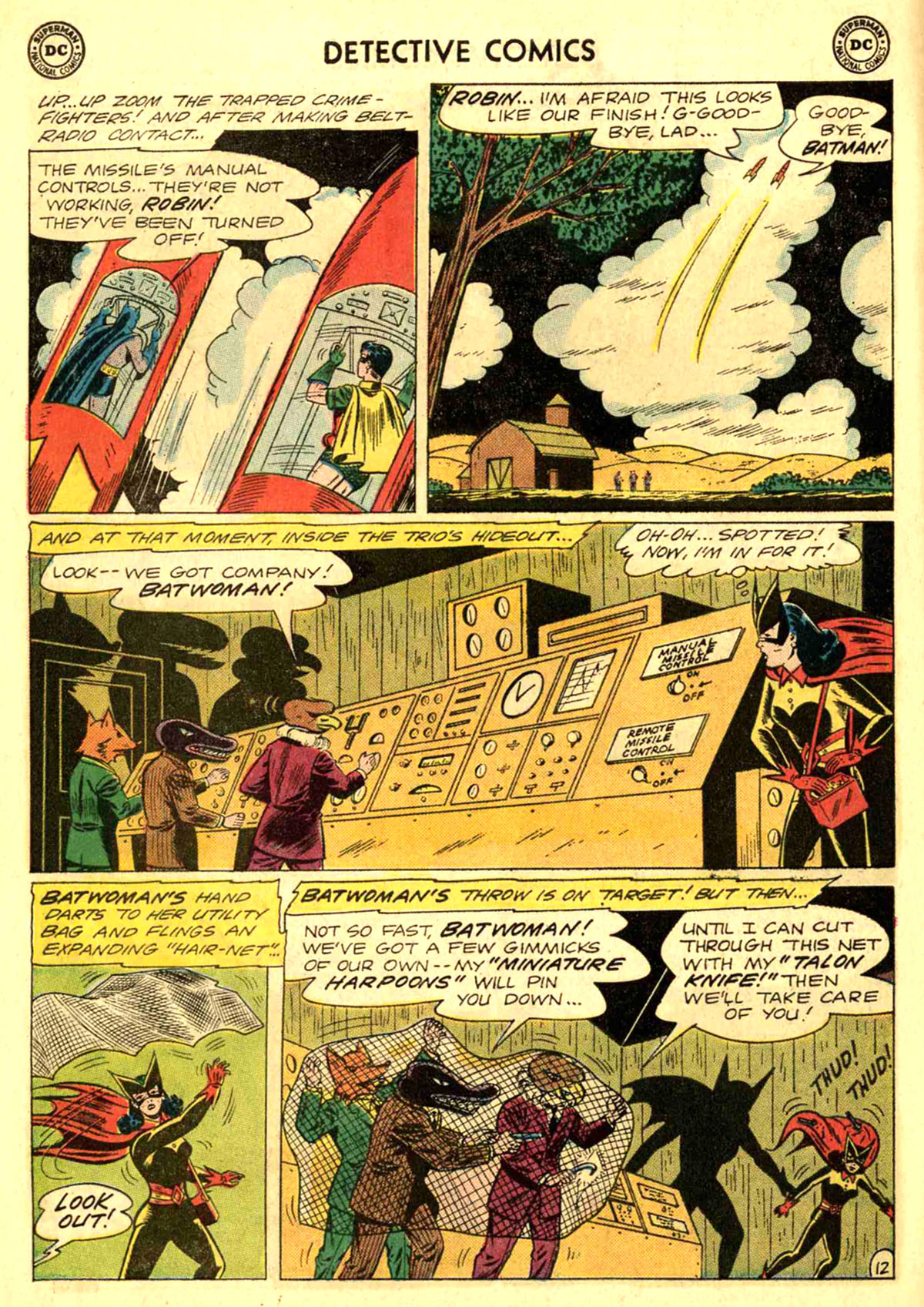 Detective Comics (1937) 321 Page 13