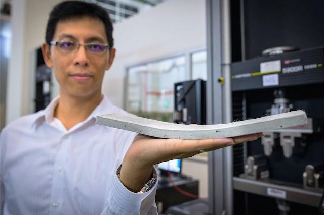hormigon flexible denominado conflexpave