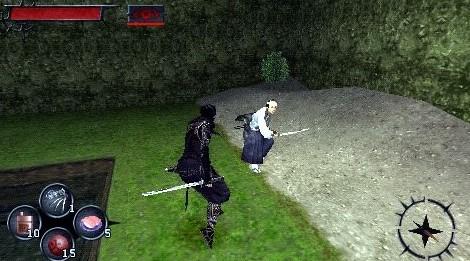 Shinobido Tales Of The Ninja PPSSPP