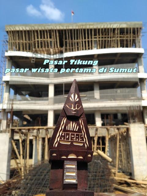 pasar tikung pasar wisata pertama di sumut