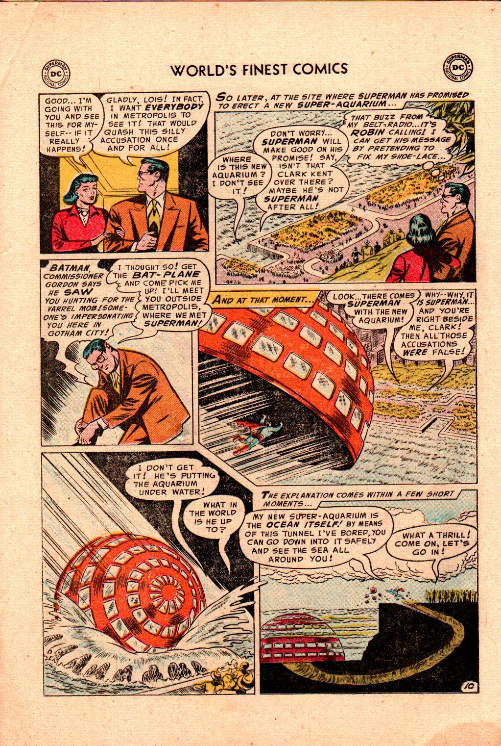 Read online World's Finest Comics comic -  Issue #78 - 12