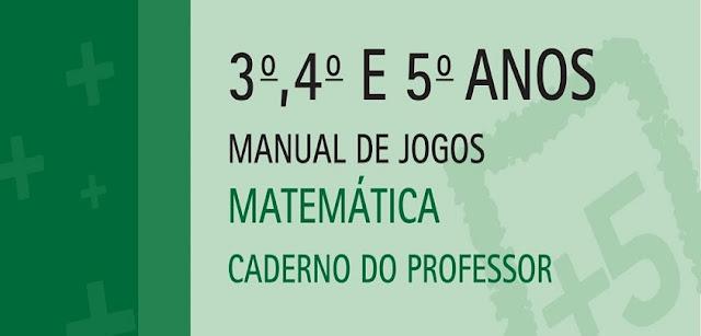 BAIXE EM PDF - Apostila de jogos matemática