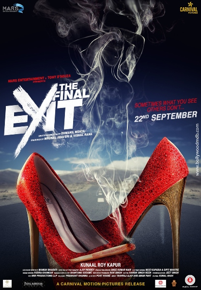 Kunaal Roy Kapur, Ananya Sengupta, Archana Shastri Hindi movie The Final Exit 2017 wiki, full star-cast, Release date, Actor, actress, Song name, photo, poster, trailer, wallpaper