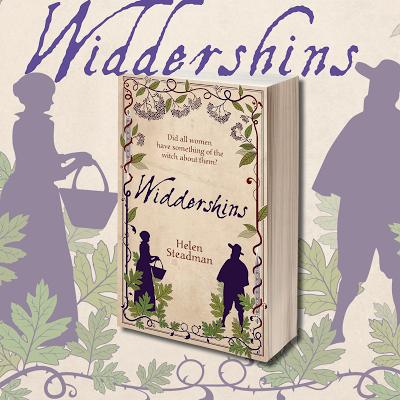 Blog Tour: Widdershins by Helen Steadman ~ Guest Post