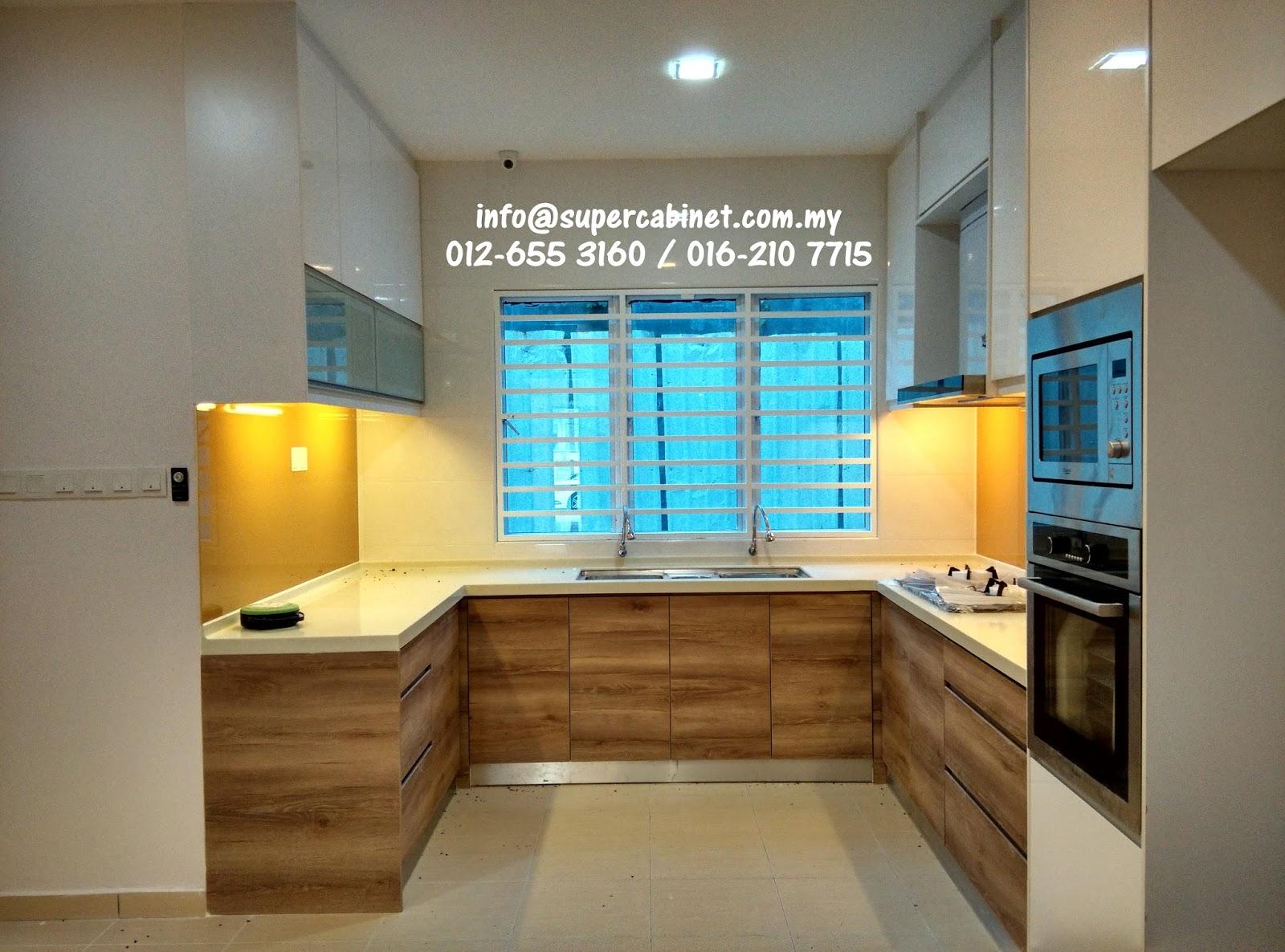 Kitchen Cabinet - Super Cabinet Sdn. Bhd.