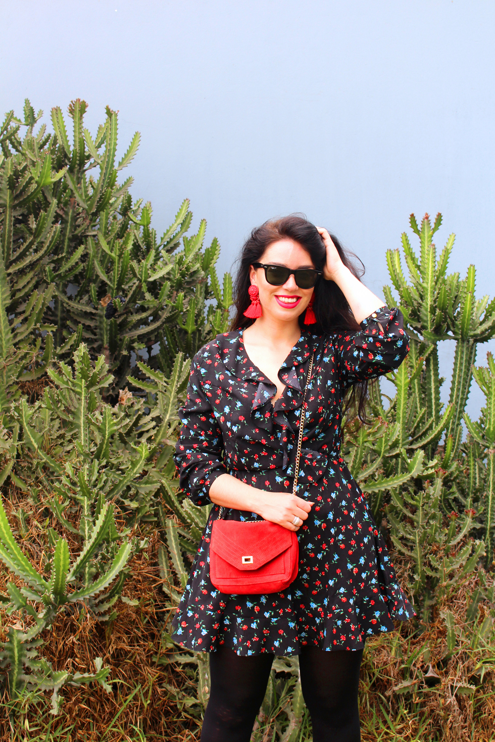 Fashion blogger Emma Louise Layla in Lima, Peru - travel blog