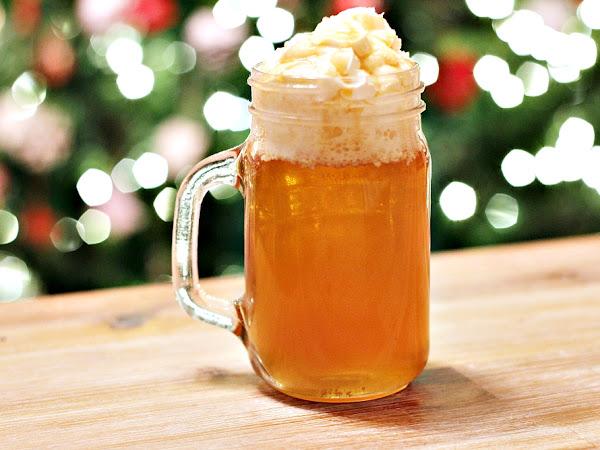 Recipe: Warm caramel apple cider