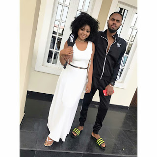 Nobody Has To Know That We Fuck -- Regina Daniels and alleged Boo [PICS+VIDEO]