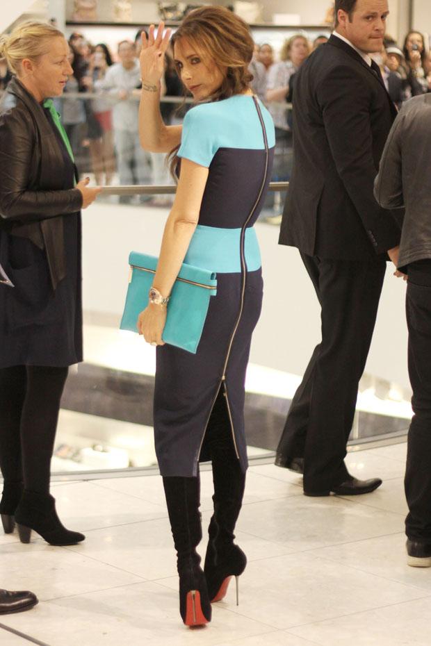 Victoria Beckham Style Fashion Shared