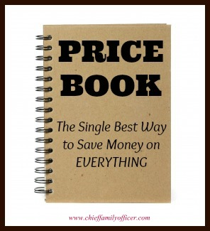 Price Book - chieffamilyofficer.com