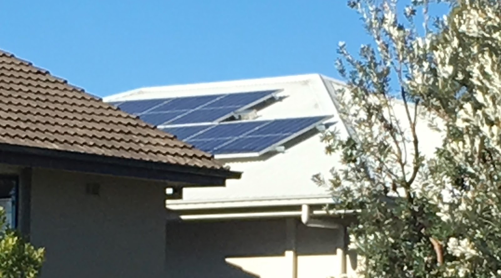Marxy 39 S Musing On Technology Solar Electric Panels