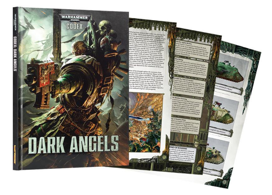 Codex Dark Angels 6th Edition Pdf