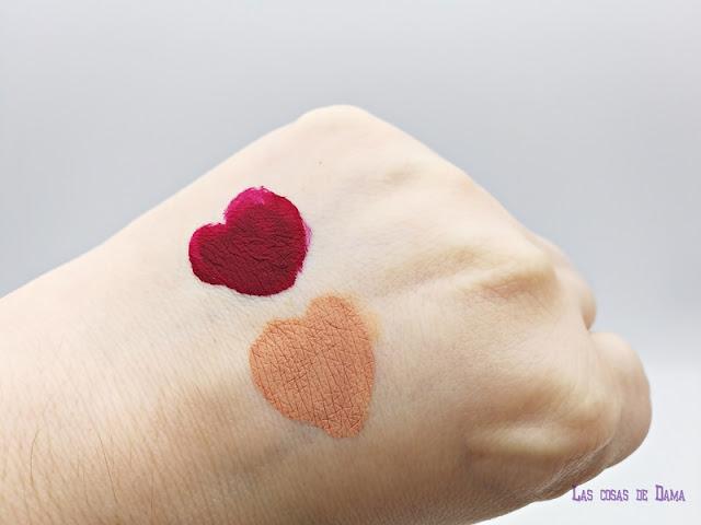 Deborah Milano Colecciones Otoño Invierno Velvet Touch  Lipstick maquillaje makeup