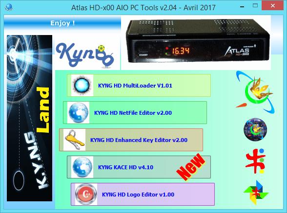 TÉLÉCHARGER FLASH ATLAS HD 200S F301 GRATUITEMENT