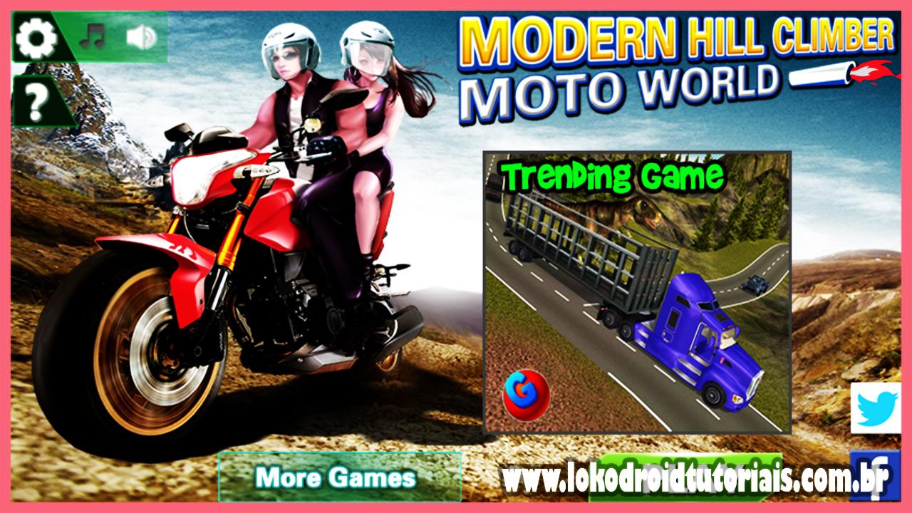 Modern Colina Climber Moto World (mod)