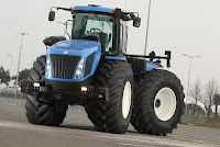 MICHELIN SUR TRACTEUR NEW HOLLAND T9