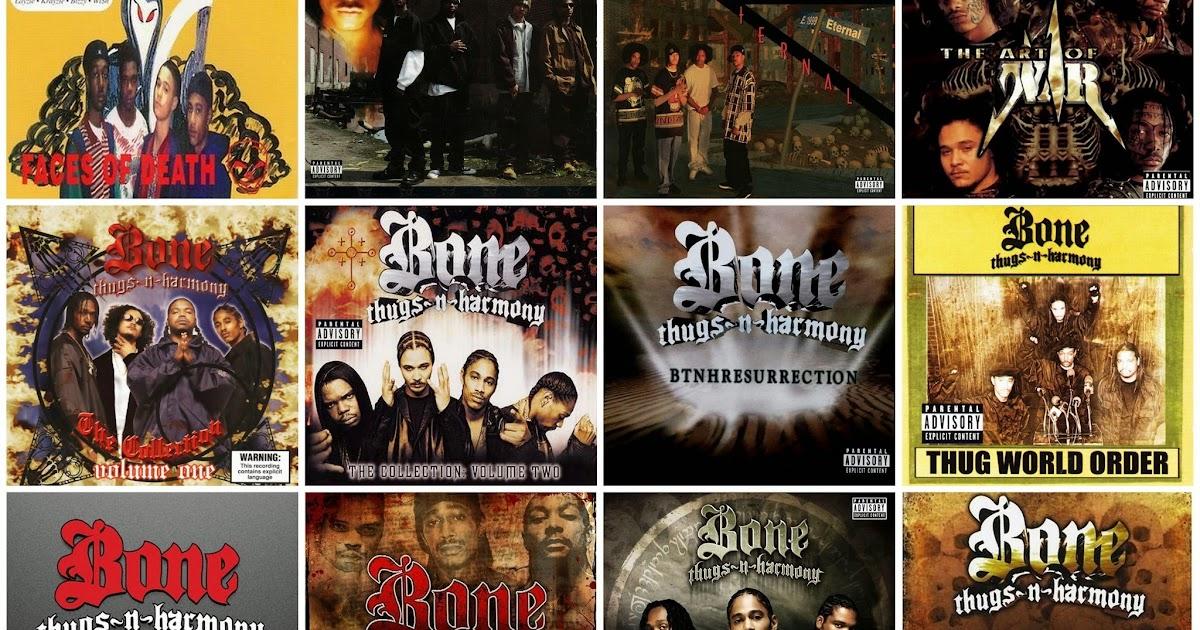 bone thugs n harmony eternal album download