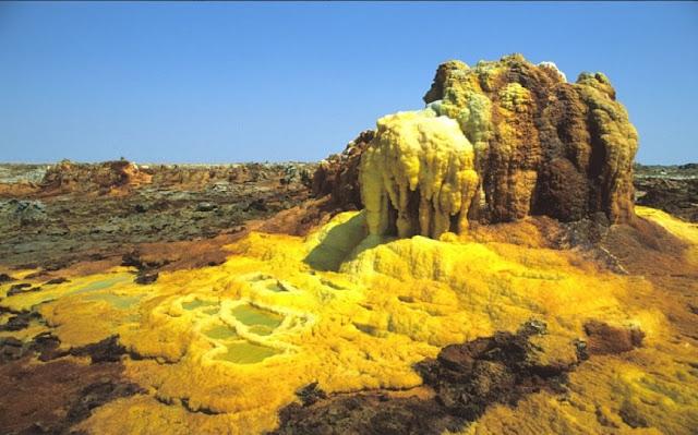 desierto de danakil 3 el infierno sobre la tierra