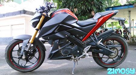 Gambar Modifikasi Yamaha Xabre
