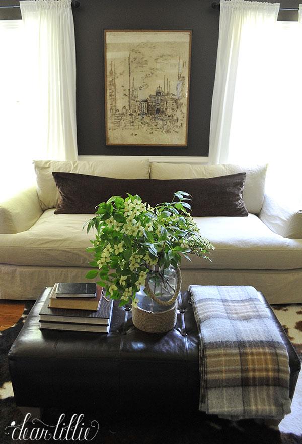 Dear Lillie Our Arhaus Sofa