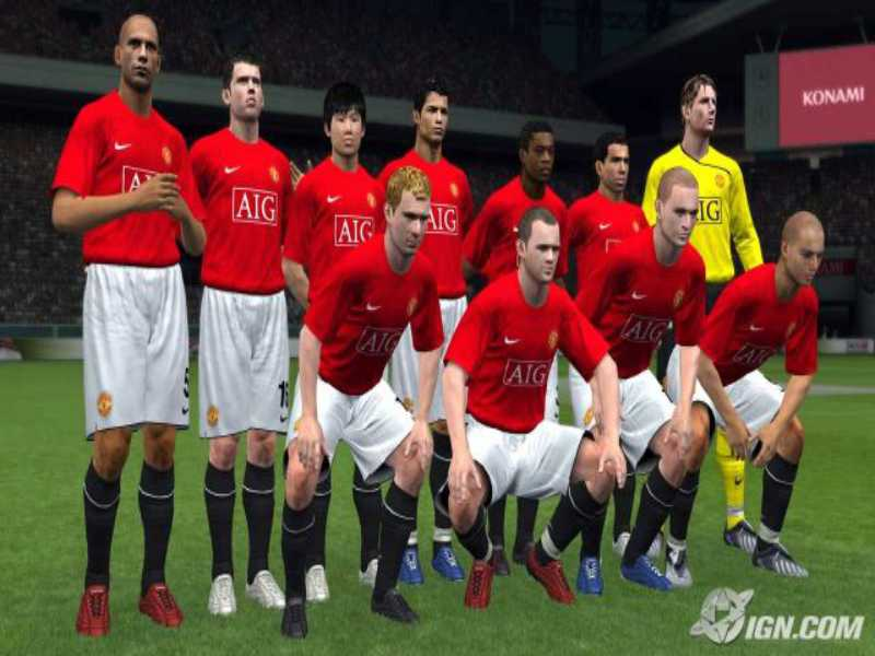Download PES Pro Evolution Soccer 2009 Free Full Game For PC
