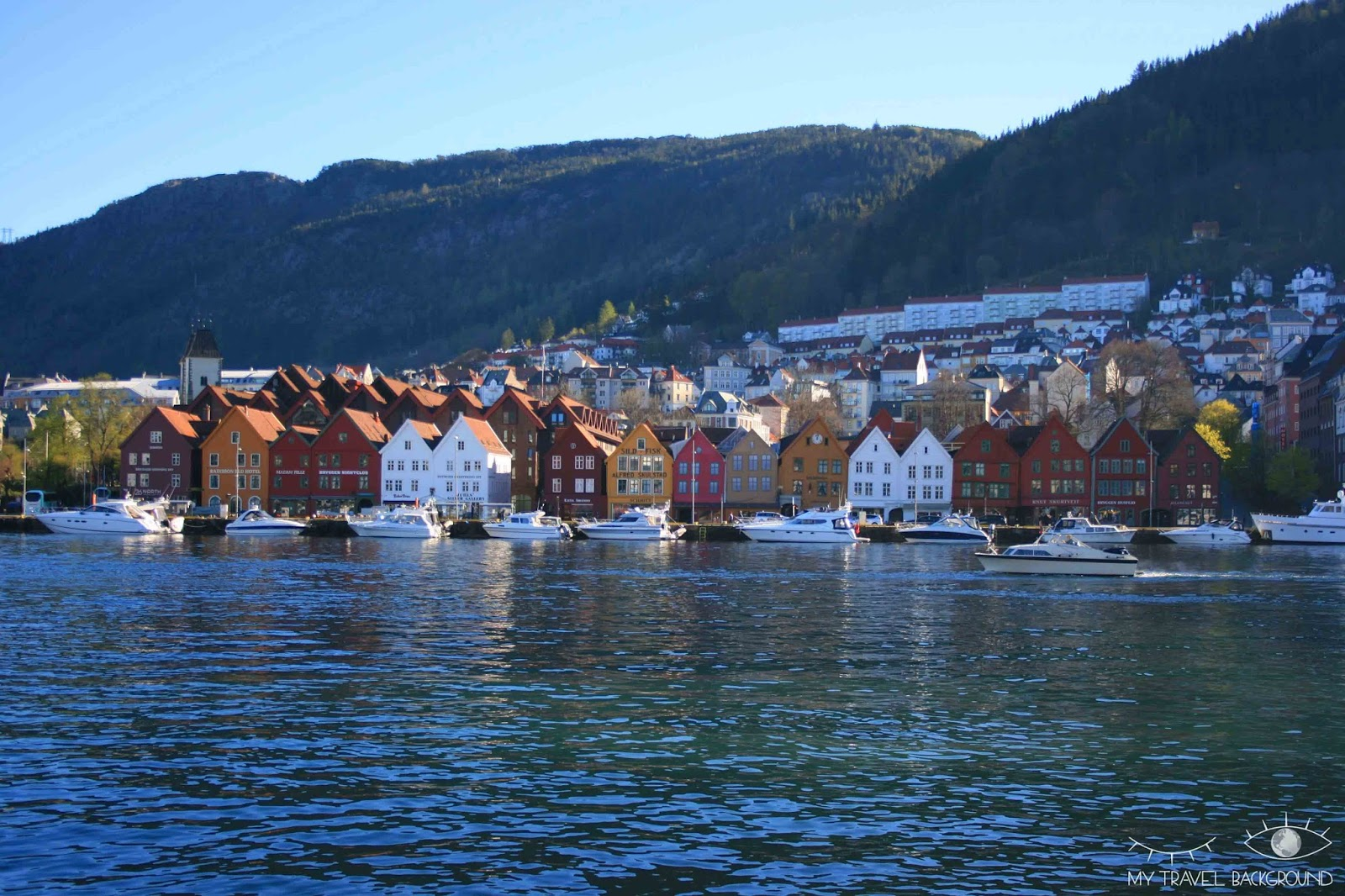 My Travel Background : top 5 de mes souvenirs 2017 ! Bergen Norvege