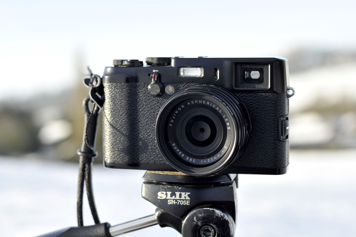 So what do I think of the X100? How do I rate the camera for ease of use  and the quality of the images it produces? Well I am impressed, ...