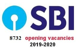 SBI Clerk jobs 2019,sbi,bankjobs 2019