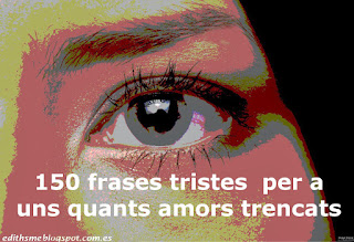 frases tristes amors trencats