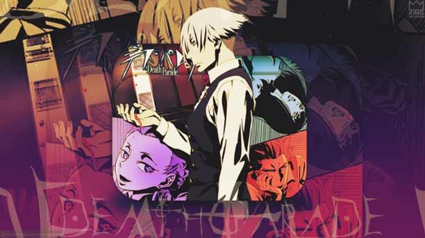 Anime Mystery Terbaik - Death Parade