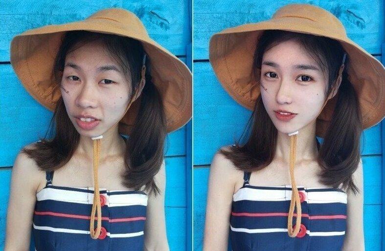 15 Фото Девушек Из Азиатских Соц. Сетей