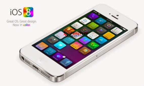 iOS 8 For iPhone, iPad, iPod + Tutorial to Install