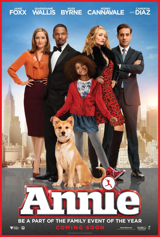 Nonton Film Annie (2014)