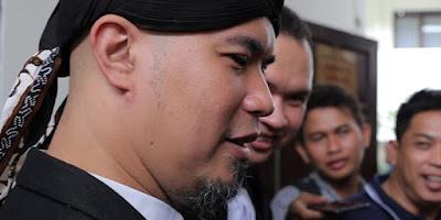 Komentari Rocky Gerung, Ahmad Dhani kembali dilaporkan ke polisi