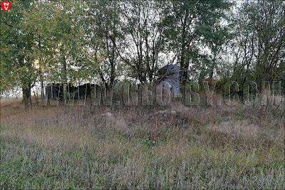 Полукапонир №3. Слуцкий УР. Руины